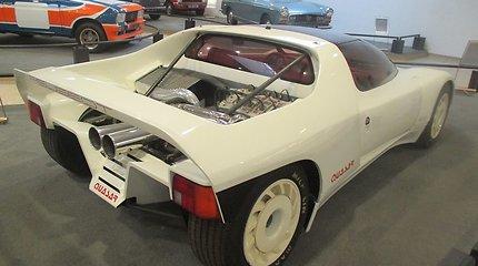 """Istorinis automobilis """"Peugeot Quasar"""""""