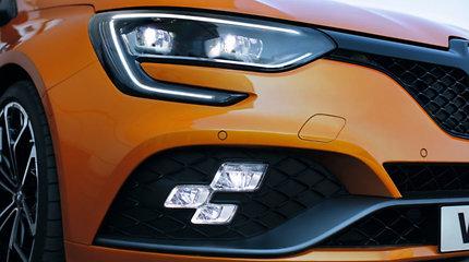 """Naujasis """"Renault Megane R.S."""" pristatytas Poznanėje"""