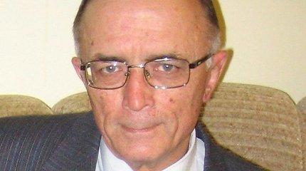 Metų vertėjo krėslu pagerbtas Povilas Gasiulis