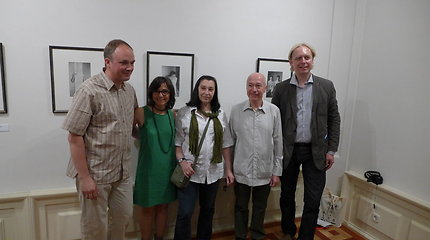 Lietuvė fotomenininkė Violeta Bubelytė tapo festivalio Madride atradimu