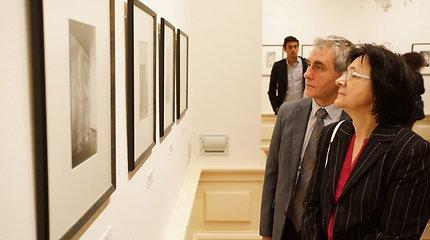 """Madride atidaryta fotomenininkės Violetos Bubelytės paroda """"Autoportretai"""""""