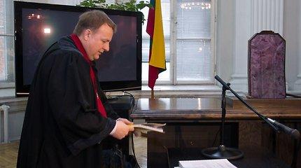 Darbo partijos byloje – antroji prokuroro kalbai skirta diena