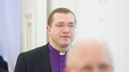 Parapijiečiai liuteronų vyskupą kaltina pradanginus paaukotą milijoną litų