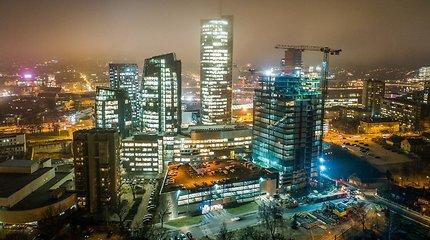 JAV žurnalistė: iš nuskurusio sovietinio miesto Vilnius tapo normaliu europiniu miestu