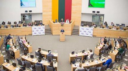 Tarptautinio forumo vadovė: mūsų tikslas – daugiau moterų pritraukti į politiką