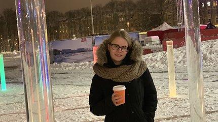 Vilniuje dingo į mokyklą išėjusi 17-metė: kol policija neranda, sesuo Anglijoje kraustosi iš proto