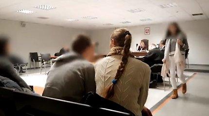 Paslapčia Vilniuje teisti jaunieji vagys, įsibrovę net į LRT, išgirdo viešą nuosprendį