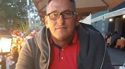 Jurbarko policija skelbia paiešką: dingo Dainius Perminas