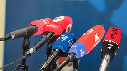 Žiniasklaidos organizacijos atkreipia valdžios dėmesį: kodėl iš biudžeto finansuojamas LRT vis dar transliuoja reklamą?