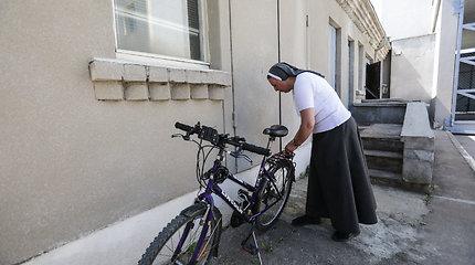 Kauno nepilnamečių tardymo izoliatoriaus ganytoja – vienuolė Fausta