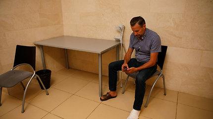 Sigitas Martinavičius nuteistas už smurtą prieš žmoną