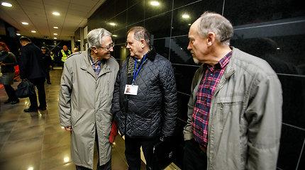 Ažiotažas Kauno teisme – sprendžiamas Algirdo Paleckio sulaikymo klausimas