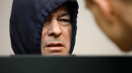 """""""Kokaino karaliaus"""" teismas stringa: per klaidą paleistas kolumbietis dar ne Lietuvoje"""