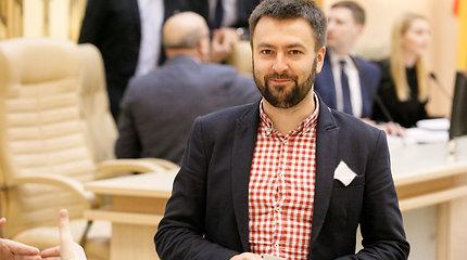 VTEK: D.Matijošaitis turi deklaruoti gautas paskolas, o ne tėvo dovanas