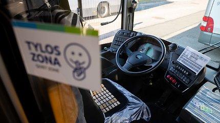 Vilniaus viešajame transporte žadami pokyčiai: už bilietus bus galima susimokėti ir asmens dokumentu