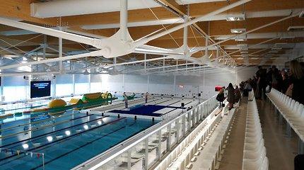 Nelaimė Klaipėdos baseine: lankytojui vandenyje sustojo širdis