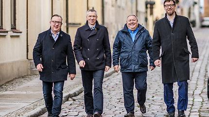 Iš pramogų pasaulio – į politiką: sako žinantys Klaipėdos klestėjimo receptą