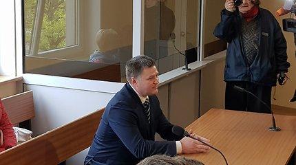 Teismo verdiktas partizaną paniekinusiam V.Titovui: politikas kaltas ir sumokės įspūdingą baudą