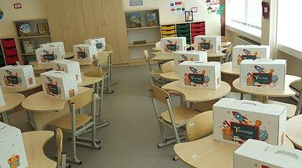 Dovana moksleiviams ir mokytojams: Tauragės valdžia dovanoja mokymosi priemones