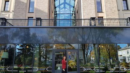 """Nauja poilsio oazė Palangoje: duris atveria penkių žvaigždučių viešbutis """"Amsterdam Plaza"""""""