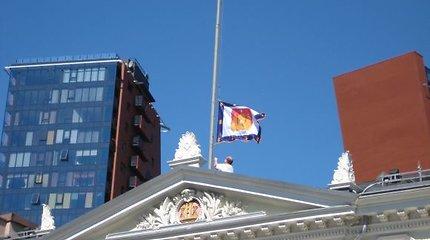 Be pompastikos: Nepriklausomybės šimtmetis mieste, kurio Lietuva neturėjo