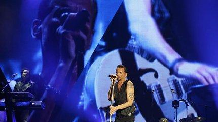 """Depeche Mode"" Nicoje pradeda pasaulines gastroles ""Delta Machine"""