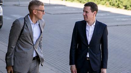 Raimundas Kurlianskis siekia prisiteisti žalą, kaltindamas prokurorą neteisėtais veiksmais