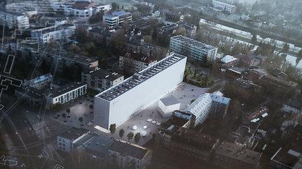 S.Eidrigevičiaus menų centras: žadinant Panevėžį ir laukiant pasaulinio garso kūrinių