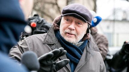 Kyšininkavimo byloje įtariamų teisėjų likimą Seimas nuspręs rudenį