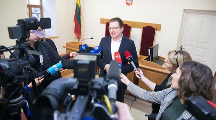Teismas nusprendė netenkinti žurnalistų prašymo pateikti Vyriausybės garso įrašą