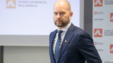 LAKD vadovas V.Andrejevas tinkamai nedeklaravo interesų, nutarė VTEK