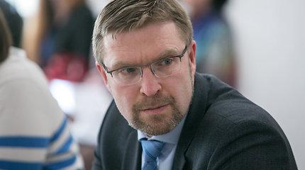 L.Kukuraitis siūlo vežėjų problemas spręsti specialiai komisijai