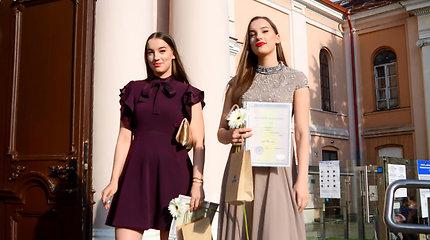 Aktorės Kristinos Savickytės dukrų išleistuvės