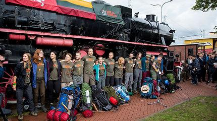 """Iš Kazachstano grįžta misijos """"Misija Sibiras"""" dalyviai"""
