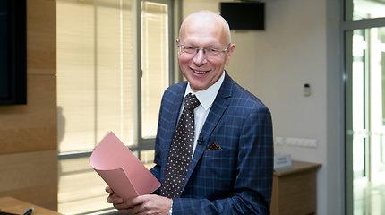 Seimo narys siūlo merų algas susieti su vidutiniu darbo užmokesčiu savivaldybėje