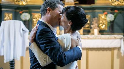 Pauliaus Senūtos ir Viktorijos Rumiancevaitės vestuvės