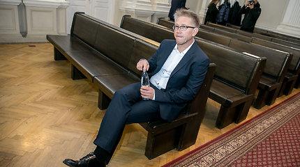 """""""MB Baltic"""" byloje pakviestas liūdyti Romanas Raulynaitis"""