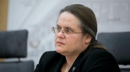 A.Širinskienė: diskusijos dėl Seimo narių atostogų grįš pavasarį