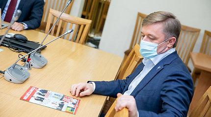 """""""Valstiečiai"""" kratosi draugystės su socdemais: R.Karbauskis melu vadina kalbas apie koaliciją"""
