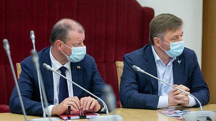 Koronaviruso vakcinos: Lietuva gali priimti visus pasiūlymus, planas – paskiepyti 70 proc. gyventojų