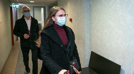 Auklė Š.Jovaišaitė ir jos advokatas ramūs: ieškinio reikalavimai nepagrįsti įrodymais