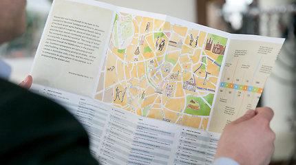 Bus kuriamas išnykusių kaimų žemėlapis