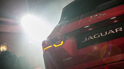 Jaguar E-Pace pristatymas Vilniuje