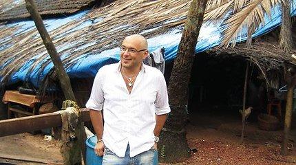 Egmontas Bžeskas: Indijoje radau vietą vestuvėms! (papildyta gruodžio 2 d.)