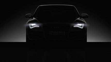 """Palangoje dingo Švedijoje registruotas """"Audi"""" limuzinas"""
