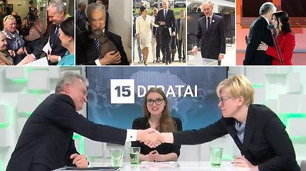 G.Nausėda švenčia gimtadienį: prisiminkime, kaip atrodė jo kelias į Lietuvos prezidento postą