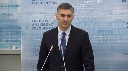 Jaroslavas Neverovičius tvirtino, kad aplinkosaugos sistema šiuo metu primena užsistovėjusią balą