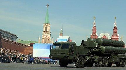 Rijadas gali imtis karinių veiksmų prieš Katarą, jeigu šis įsigis rusiškų raketų S-400
