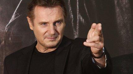 Holivudo aktorius Liamas Neesonas