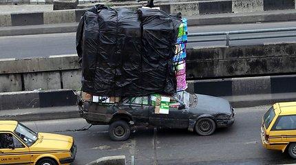 Didžiausias Nigerijos miestas  Lagosas elektros energiją gamins iš šiukšlių